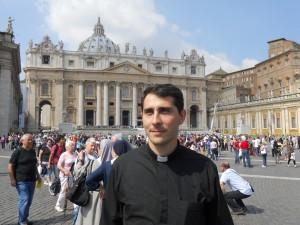 Jose Marín en Roma
